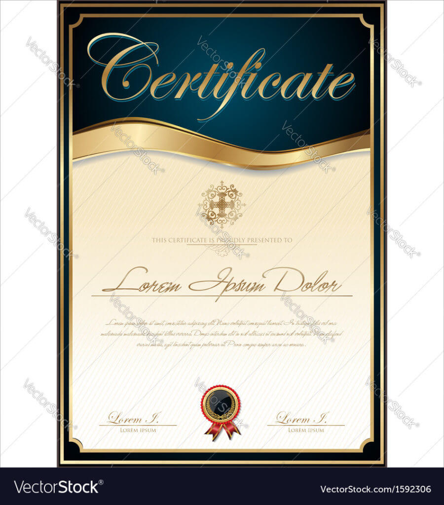 23 High Res Certificates | Certificate Templates Pertaining To High Resolution Certificate Template