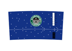 23 Images Of Starbuck Blank Template   Elcarco Intended For Starbucks Create Your Own Tumbler Blank Template