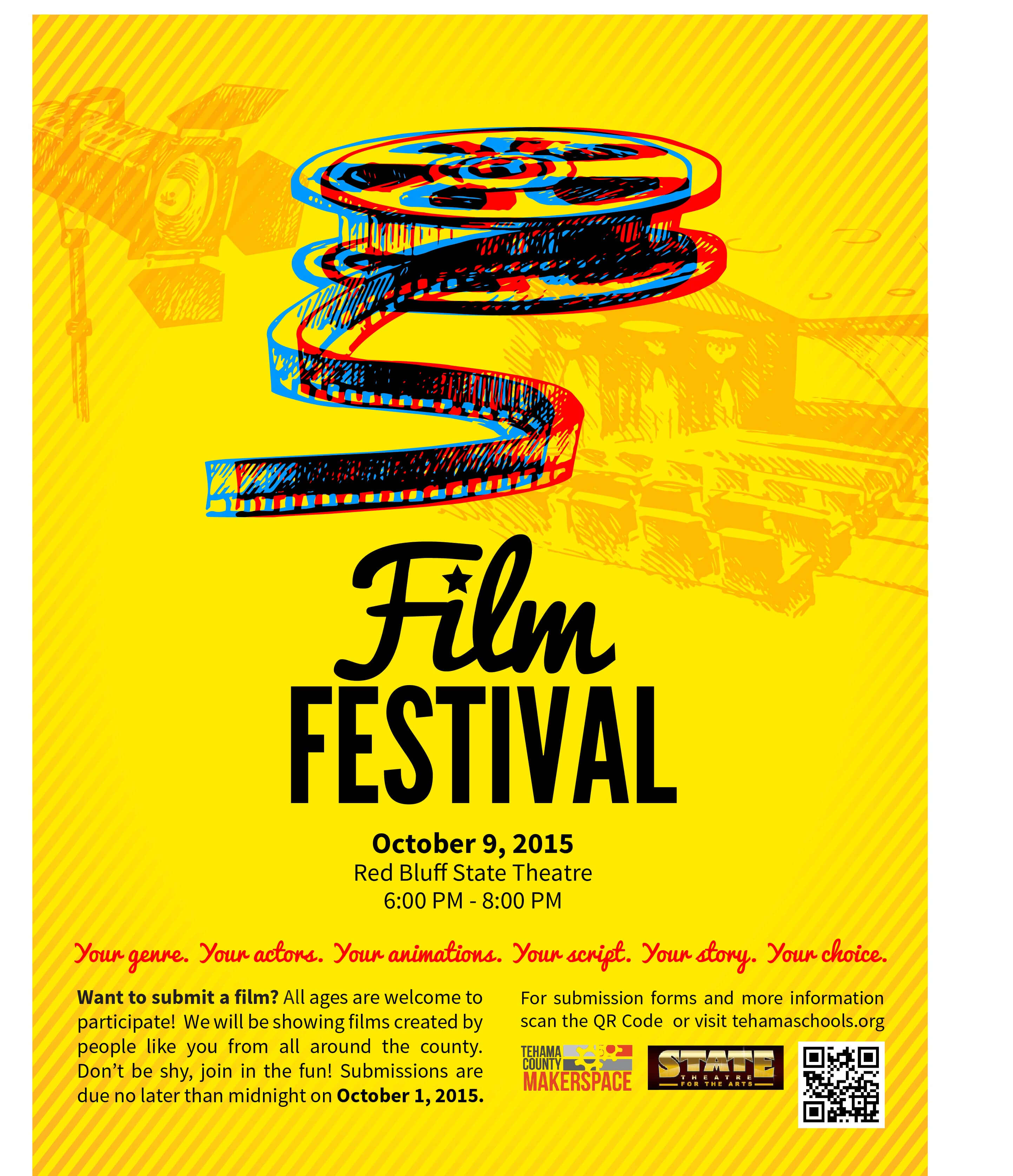 23 Images Of Template Websites For Film Festivals Intended For Film Festival Brochure Template