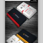 24 Premium Business Card Templates (In Photoshop With Designer Visiting Cards Templates