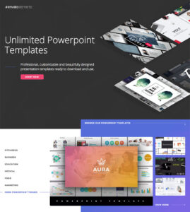 25 Animated Powerpoint Templates With Amazing Interactive Slides with regard to Powerpoint Presentation Animation Templates