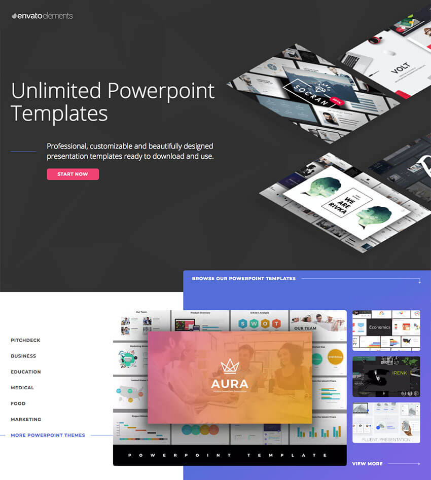 25 Animated Powerpoint Templates With Amazing Interactive Slides Within Powerpoint Photo Slideshow Template