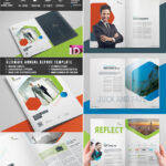25+ Annual Report Templates – With Awesome Indesign Layouts In Free Indesign Report Templates