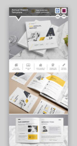 25+ Annual Report Templates – With Awesome Indesign Layouts with Illustrator Report Templates