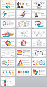 25+ Best Infographic Design Powerpoint Templates throughout Powerpoint Calendar Template 2015