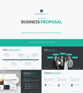 25 Best Pitch Deck Templates: For Business Plan Powerpoint with regard to How To Design A Powerpoint Template