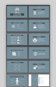 25 Best Science & Technology Powerpoint Templates With High in High Tech Powerpoint Template