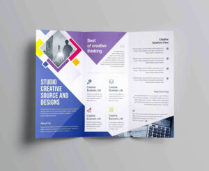 25 Business Brochure Template – Supplychainmeeting regarding Free Brochure Templates For Word 2010