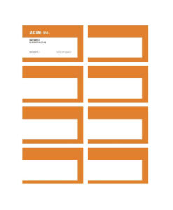 25 Cool Membership Card Templates & Designs (Ms Word) ᐅ For Template For Membership Cards