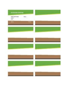25 Cool Membership Card Templates & Designs (Ms Word) ᐅ intended for Gym Membership Card Template