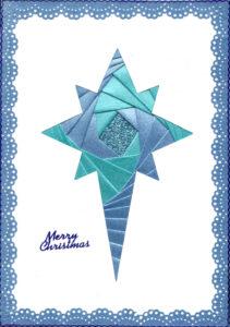 25 Images Of Iris Folding Christmas Card Template | Bfegy with regard to Iris Folding Christmas Cards Templates