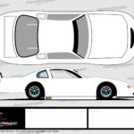 25 Images Of Race Car Blank Template Front | Bfegy in Blank Race Car Templates