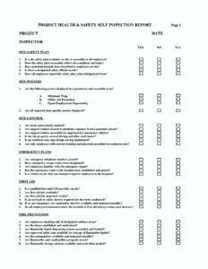 25 Images Of Safety Report Template | Bfegy intended for Monthly Health And Safety Report Template