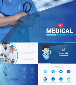 25 Medical Powerpoint Templates: For Amazing Health in Free Nursing Powerpoint Templates
