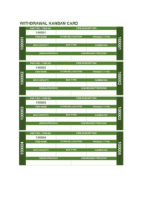 25 Printable Kanban Card Templates (& How To Use Them) ᐅ inside Kanban Card Template