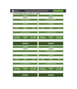 25 Printable Kanban Card Templates (& How To Use Them) ᐅ throughout Kanban Card Template