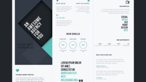 25 Tri-Fold Brochure Templates – Psd, Ai & Indd (Free with Adobe Illustrator Brochure Templates Free Download