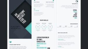 25 Tri-Fold Brochure Templates – Psd, Ai & Indd (Free with Tri Fold Brochure Ai Template