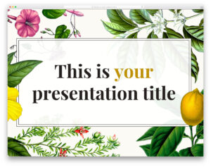 26 Best Hand Picked Free Powerpoint Templates 2019 – Uicookies pertaining to Fancy Powerpoint Templates