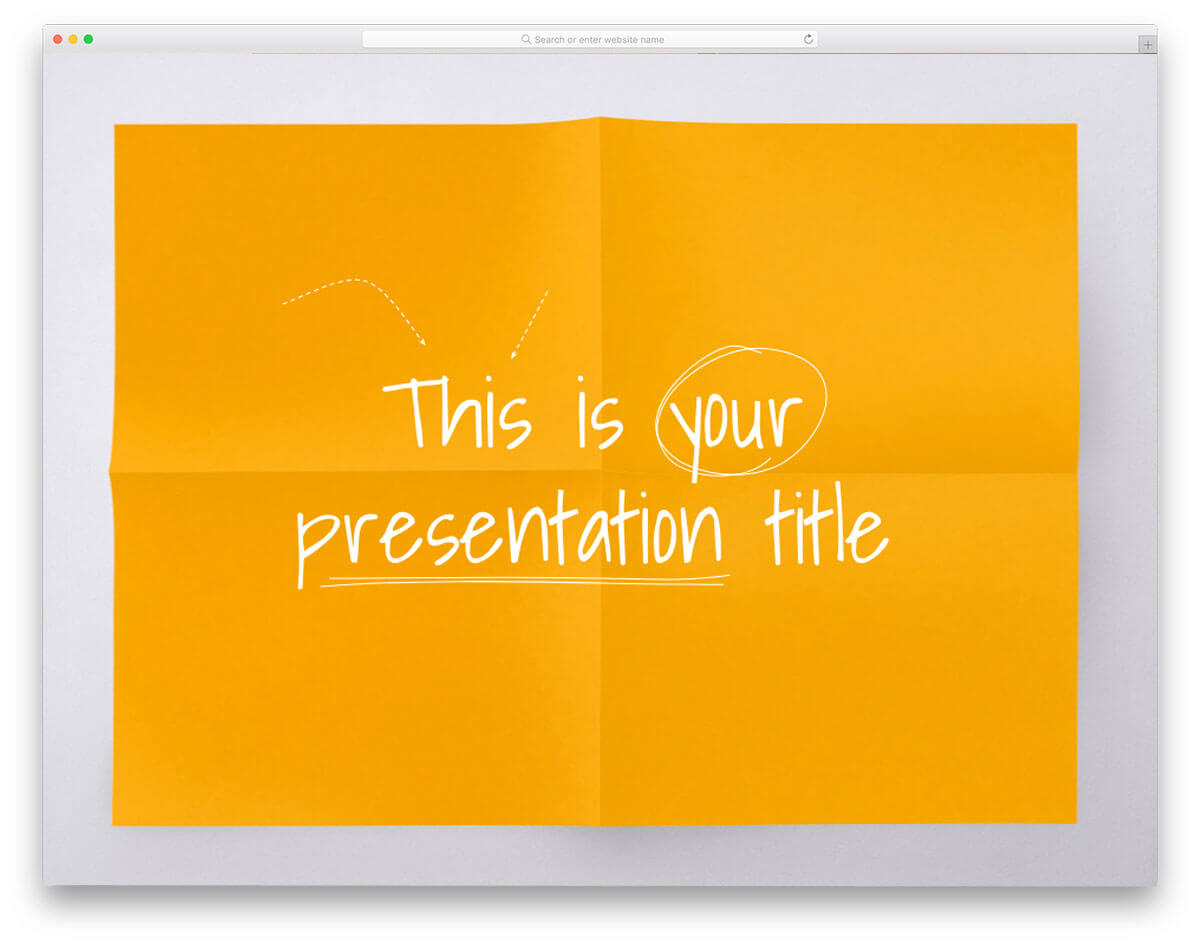 26 Best Hand Picked Free Powerpoint Templates 2019 - Uicookies Throughout Fancy Powerpoint Templates