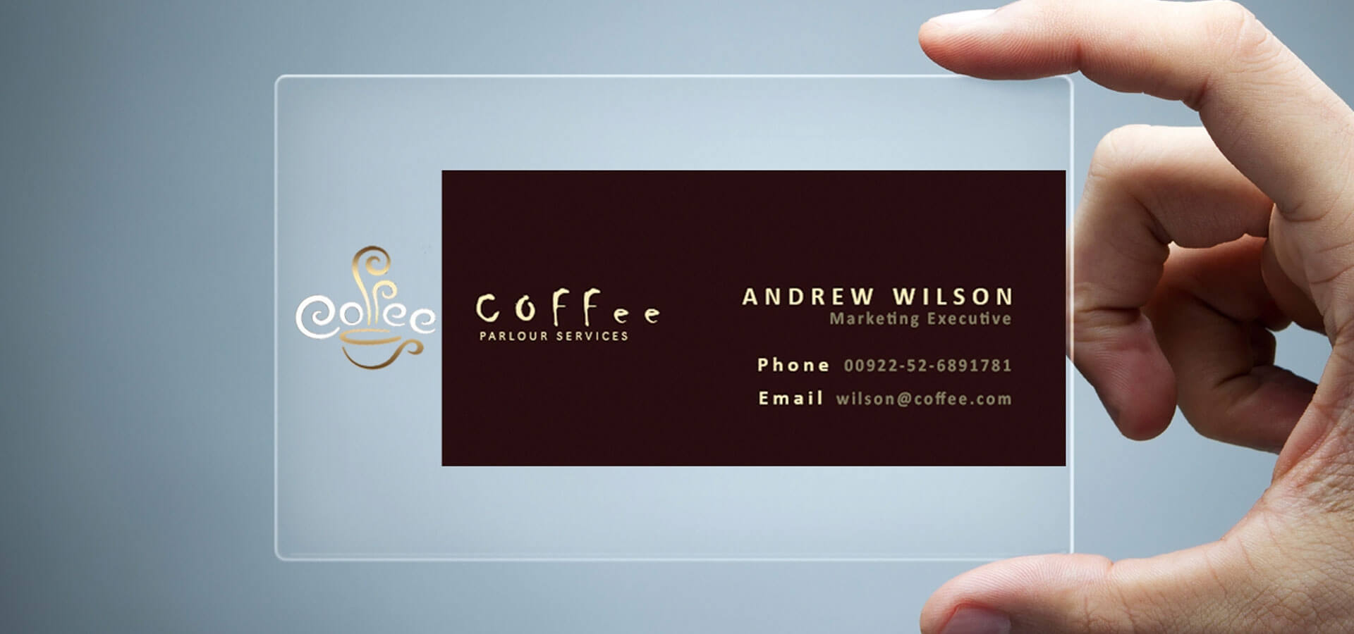 26+ Transparent Business Card Templates - Illustrator, Ms regarding Transparent Business Cards Template