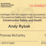 27 Images Of Fillable Blank Certificate Template That Are With Osha 10 Card Template