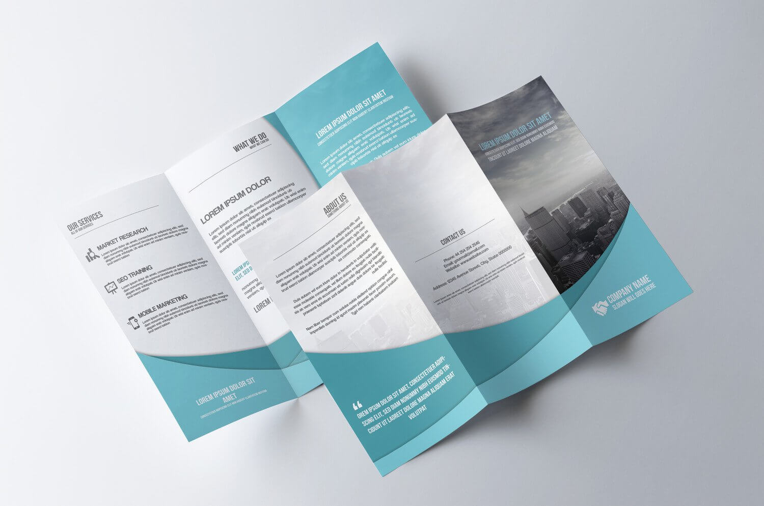 27 Images Of Three Fold Brochure Template Two Sided With Regard To Double Sided Tri Fold Brochure Template