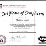 28 Fire Extinguisher Certificate Template Free Printable Regarding Fire Extinguisher Certificate Template