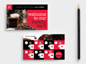 28 Free And Paid Punch Card Templates & Examples Inside Loyalty Card Design Template