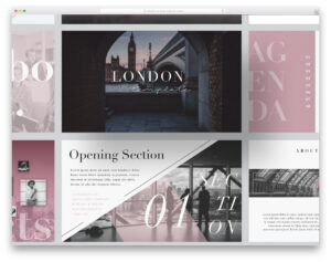 28 Free Keynote Templates With Interactive Design 2019 with regard to Keynote Brochure Template