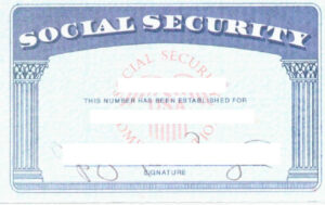 28 Images Of Social Security Card Photoshop Template in Blank Social Security Card Template Download