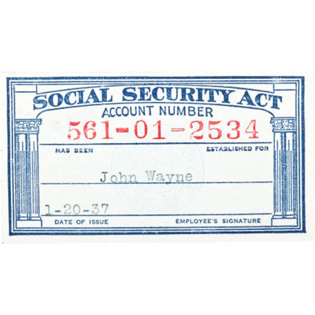 28 Images Of Social Security Card Photoshop Template With Social Security Card Template Psd