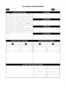 29 Images Of College Basketball Scouting Report Template intended for Scouting Report Basketball Template
