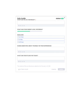 3 Best Examples: Daily Report Template   Free Templates Download regarding Daily Status Report Template Software Development