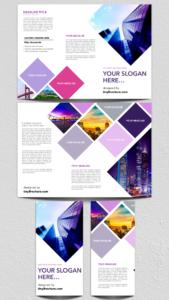 3 Panel Brochure Template Google Docs Free   Brochure with Google Docs Travel Brochure Template
