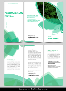 3 Panel Brochure Template Word Format Free Download with regard to Word Catalogue Template