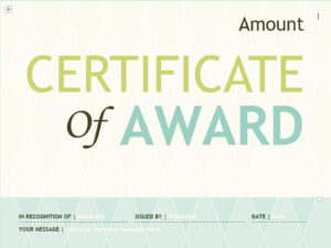 3 Ways To Make Your Own Printable Certificate – Wikihow inside Running Certificates Templates Free