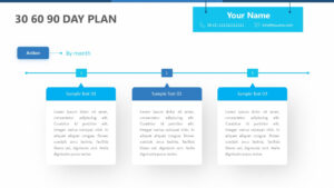 30 60 90 Day Plan For Powerpoint – Pslides with regard to 30 60 90 Day Plan Template Powerpoint
