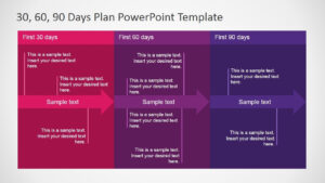 30 60 90 Day Plan Template Powerpoint – 10+ Professional for University Of Miami Powerpoint Template