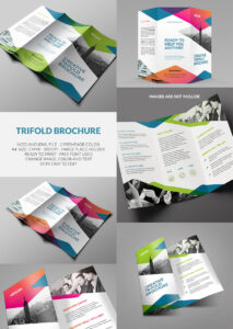 30 Best Indesign Brochure Templates – Creative Business in Adobe Indesign Tri Fold Brochure Template