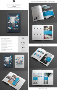 30 Best Indesign Brochure Templates – Creative Business In Indesign Templates Free Download Brochure