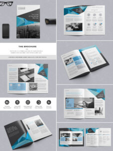 30 Best Indesign Brochure Templates – Creative Business Inside Brochure Template Indesign Free Download