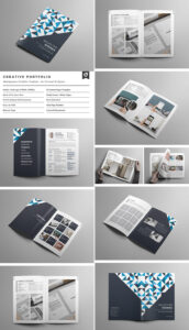 30 Best Indesign Brochure Templates – Creative Business With Brochure Template Indesign Free Download