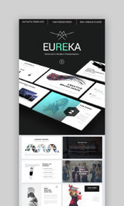 30 Best Keynote Presentation Templates (Designs For Mac Users) intended for Keynote Brochure Template