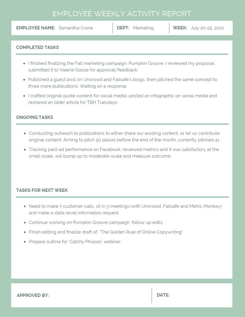 30+ Business Report Templates That Every Business Needs [+ In Business Trip Report Template