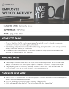 30+ Business Report Templates That Every Business Needs [+ with regard to Month End Report Template