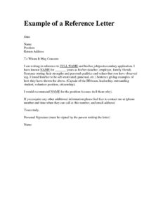 30+ Cover Letter Template Word . Cover Letter Template Word regarding Good Conduct Certificate Template