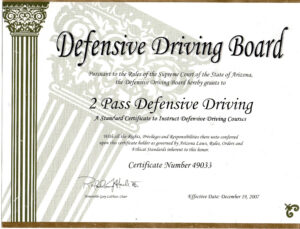 30 Fast Defensive Driving Course Online Print Certificate with regard to Safe Driving Certificate Template
