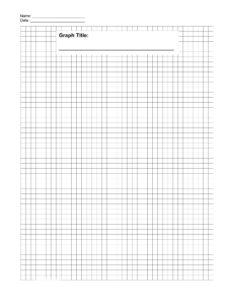 30+ Free Printable Graph Paper Templates (Word, Pdf) ᐅ for 1 Cm Graph Paper Template Word