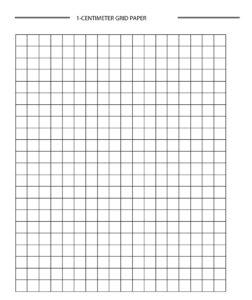 30+ Free Printable Graph Paper Templates (Word, Pdf) ᐅ inside 1 Cm Graph Paper Template Word